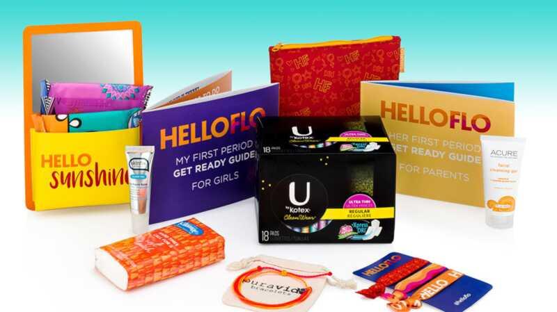 Kaip pirmojo laikotarpio rinkiniai keičia pokalbį apie menstruacijas