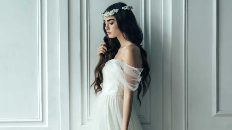 Una guia completa del vestit de núvia adequat per a cada tipus de cos