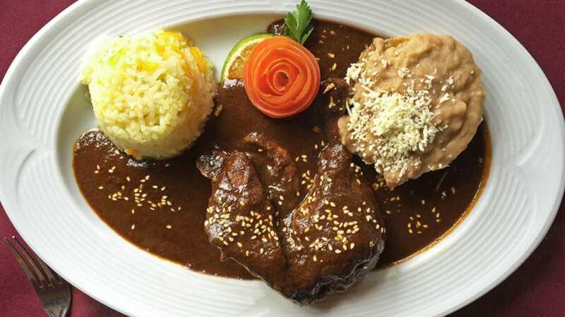 Fest på mexikanska smaker för tacksägelse